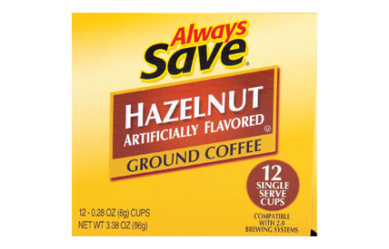 Always Save Brand Feature Product